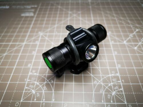 GoPro Style Mount Cree V20 for Chillitech Capsule Lights