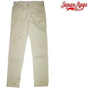JAPAN-RAGS-pantalon-GOTHA-chino-slim-beige-kaki-homme