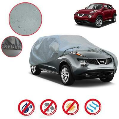 For Nissan Juke 4 Layer Car Cover Fitted Water Proof In Out Door Rain Snow Dust
