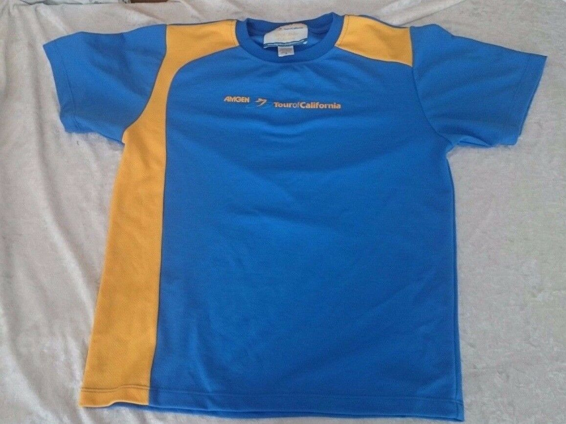 Amgen Tour of California ATOC Rider Collection Jersey RARE   Vintage