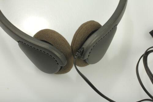 Sennheiser HD 16-16-0 Kopfhörer mit Miniklinke gebraucht aber verwendbar!