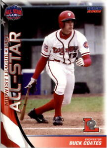 Details About 2003 Midwest League All Star Choice Baseball Card Pick