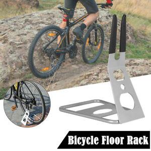 Adjustable Bicycle Floor Rack Parking Holder Display Stand For