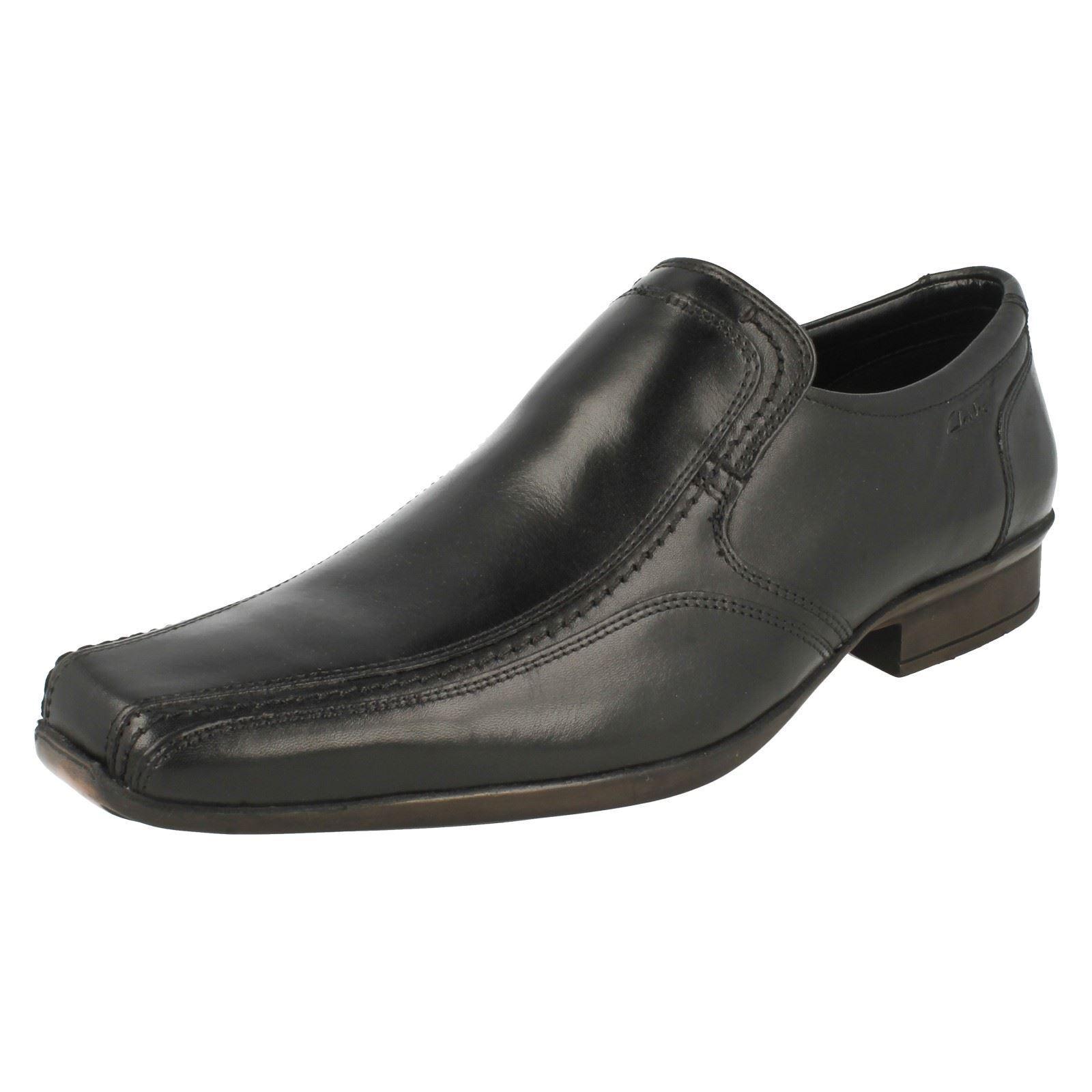 Uomo On Clarks Formal Slip On Uomo Schuhes 'Affix Step' a68c3b