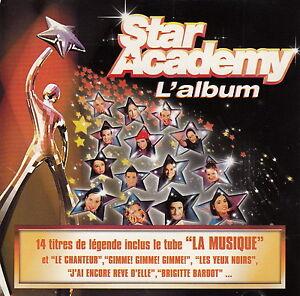 Star-Academy-CD-L-039-Album-France-VG-EX