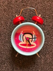 Antiques Paul Frank Mini Alarm Clock Monkey