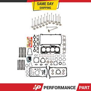 Head Gasket Set Valves Timing Belt Kit Fit 00-06 Audi Volkswagen Turbo 1.8L 20V