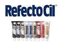 RefectoCil Eyebrow and eyelash tint, various colours, 15ML, Tinting