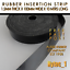 RUBBER-INSERTION-STRIP-1-5-MM-THICK-X-100-MM-W-X-10-METRES-LONG-COIL-free-post thumbnail 3