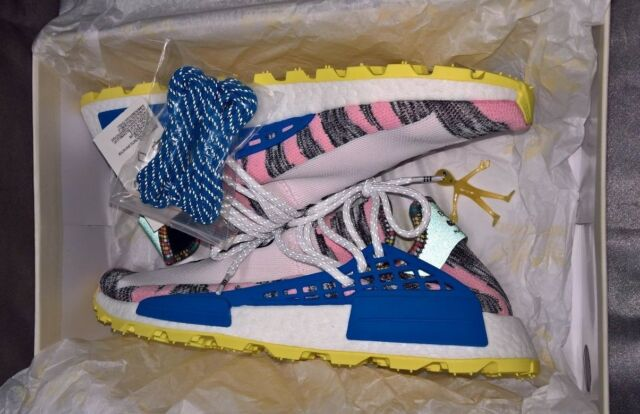 14d3f23e0 adidas Pharrell Solar HU NMD Pink