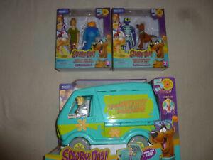 Scooby-Doo w// Skeleton Man LOT SALE Black Knight /& Shaggy /& Headless Horseman