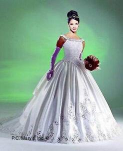 Image Is Loading Mary 039 S Bridal Battenburg Lace Princess Style