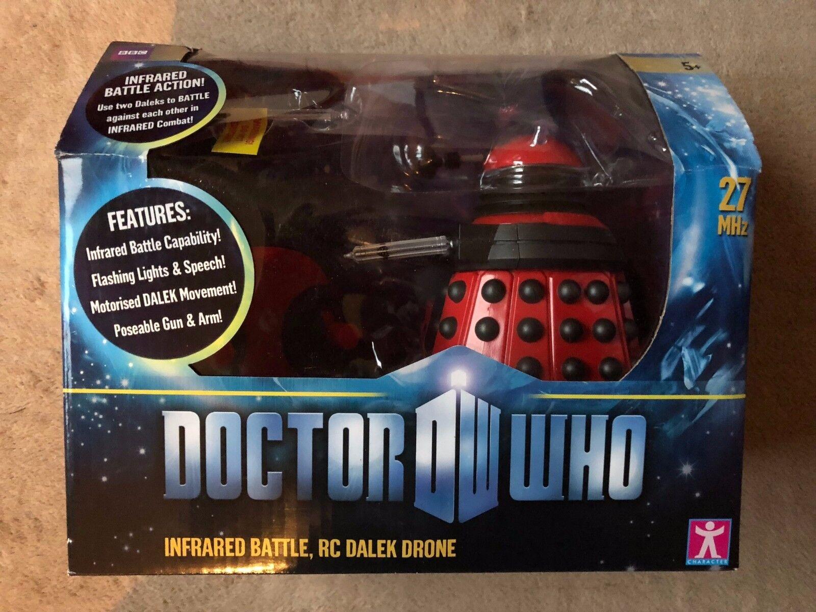 Doktor, die infrarot - schlacht - dalek stratege - brand new in box