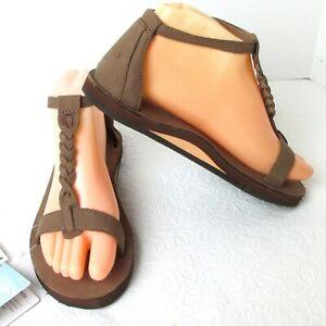 New Women's Rainbow Sandals 'CALAFIA