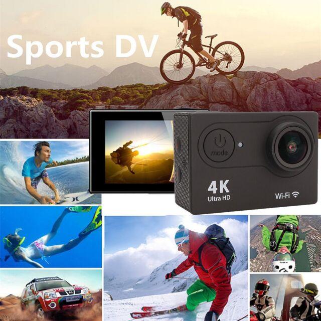 Original EKEN 4K Ultra HD 2'' WIFI Sports Action Camera Video DVR DV Waterproof