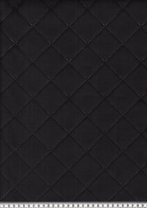 Steppstoff-034-Moskau-034-Vlies-wattiert-Okoe-Tex-Standard-Schwarz-145-cm