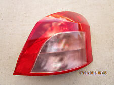 06- 09 TOYOTA YARIS BASE RS CE S PASSENGER RIGHT SIDE TAIL LIGHT P/N 81551-52520