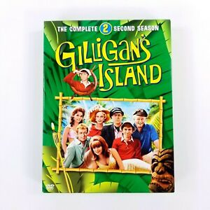 Gilligans-Island-The-Complete-Second-Season-DVD-2005-3-Disc-Set