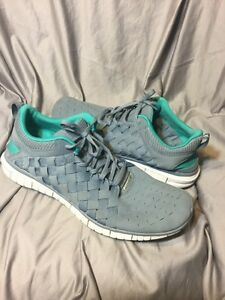 100% authentic 5185e 92148 Image is loading Nike-Free-OG-14-Woven-Dove-Grey-Blue-