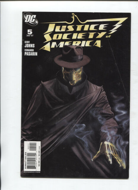 Justice Society Of America #5  2007