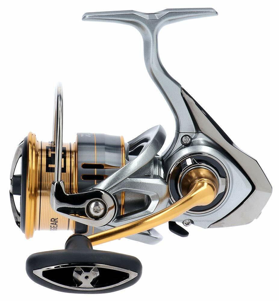 Daiwa 19 freams LT4000S-CXH para pesca Spinning Cocheretes de Japón