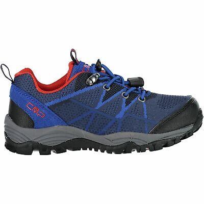 Cmp Trekking Scarpe Outdoorschuh Kids Tauri Low Trekking Shoes Wp Blu Tinta-mostra Il Titolo Originale