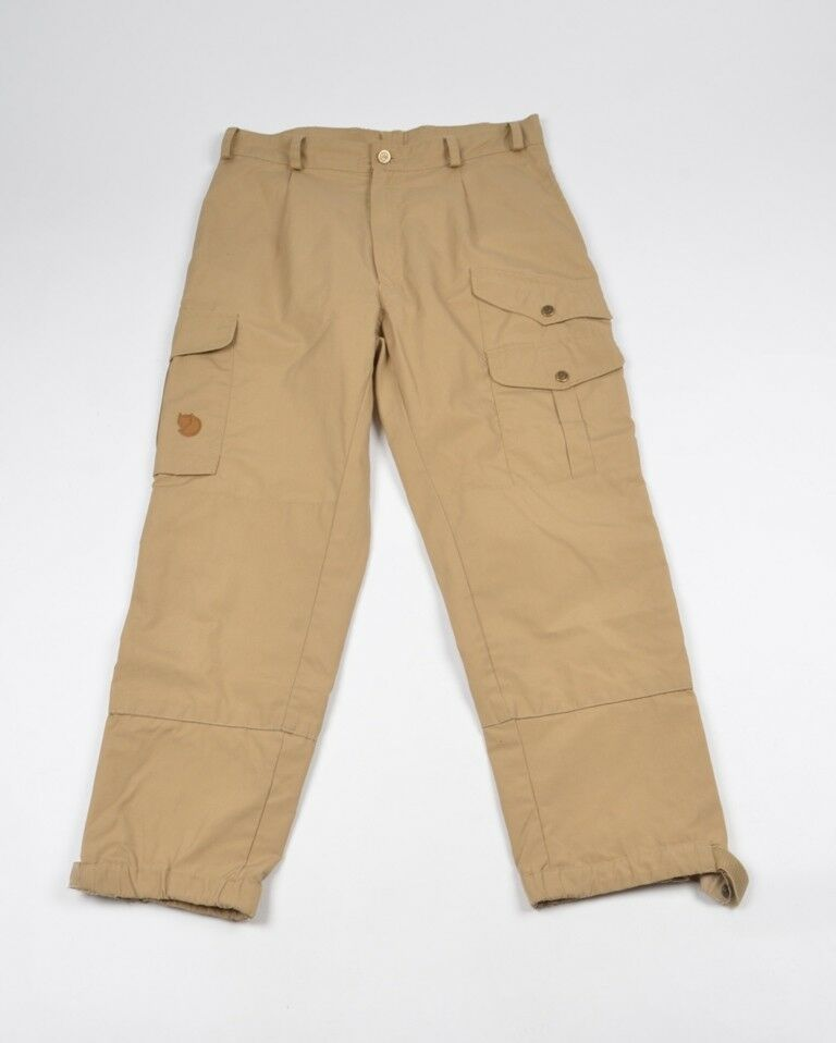 Fjallraven Outdoor Hunting Men Pants Trousers Size 42, Genuine