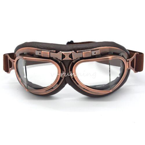 2016 NEW WWII Vintage motorcycle gafas motocross moto Ski Snowboard goggles