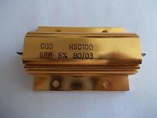 CGS 100W 5% 6R8 Resistor HSC1006R8J