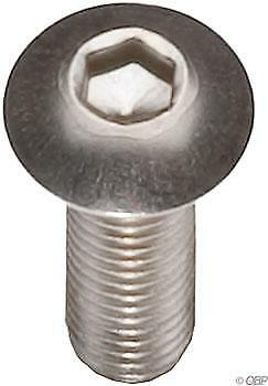 M5 X 16.0 mm Acier Inoxydable Bouton Vis à tête Bag//10