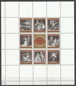 AUTRICHE-Bloc-Feuillet-n-6-neuf-Luxe-1969-MNH