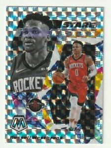 2019-20-Panini-Mosaic-Prizm-Silver-Stare-Masters-Russell-Westbrook-HOBBY-SP
