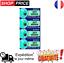 miniature 5 - Lot Piles bouton montres SONY 377 Argent AG4 SR66 LR626 376 SR626SW SR626 V377.