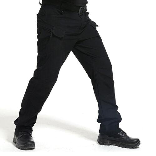 Women/'s Casual Quick-Drying Waterproof Sports Trousers Combat Hiking Cargo Pants