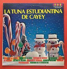 La Tuna Estudiantina De Cayey La Gata Navidad HIT PARADE 1973 Puerto Rico EX