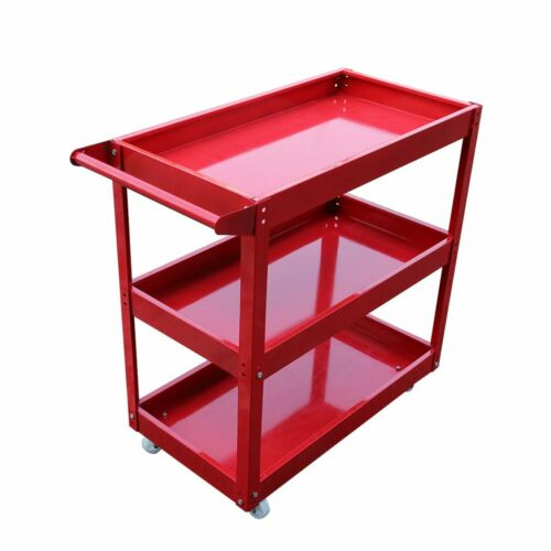 Tool Trolley Roll Cab Storage Box Chest Smart Repair Portable Mobile Workshop UK