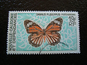 NOUVELLE-CALEDONIE-timbre-yt-aerien-n-92-obl-A4-stamp-new-caledonia-Y