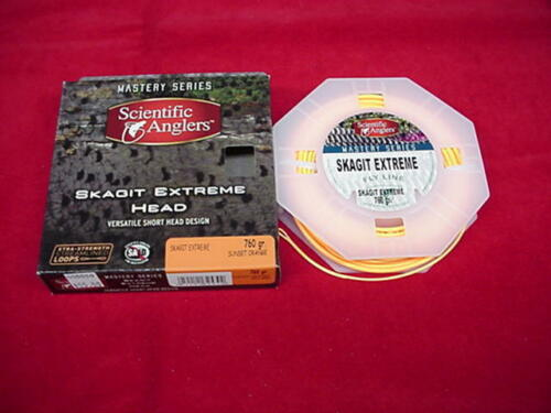 Scientific Anglers Fly Line Skagit Extreme Head 760 Gr 29 Ft GREAT NEW