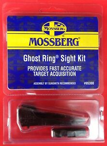 Image Is Loading MOSSBERG 95300 Ghost Ring Front Amp Rear Sight