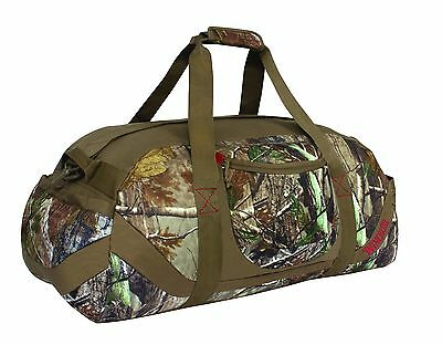Winchester Large Utility Field Duffle Bag Realtree Hunting Camping Travel 7C4