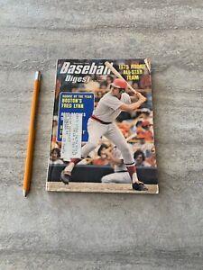 Baseball-Digest-Magazine-November-1975-Fred-Lynn