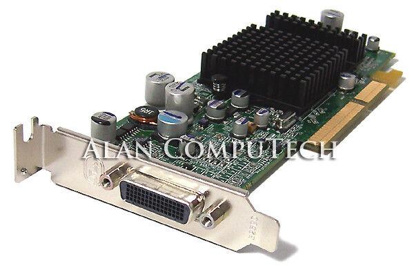 HP ATi Fire GL T2 64MB AGP Low Profile Card 338284-001 Short Bracket Graphics Ca