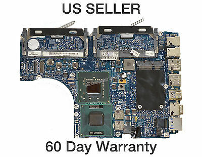 """Apple MacBook 13/"""" A1181 2006 1.83GHz Core 2 Duo T2400 Logic Board 820-1889-A"""