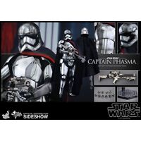 Hot Toys Star Wars Captain Phasma Figure 1:6 Scale - Star Wars The Force Awakens