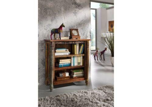 Regal FABLE#16 Bücherregal Kommode Sideboard Altholzrecycelt montiert 80x90x42