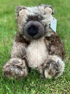 Suki-17005-Monty-Teddy-Bear-New