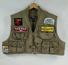Guide Series Fishing Hunting Patches Outdoor Jacket Vest - Large