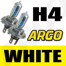 H4 XENON WHITE HEADLIGHT BULBS MITSUBISHI EVOLUTION EVO