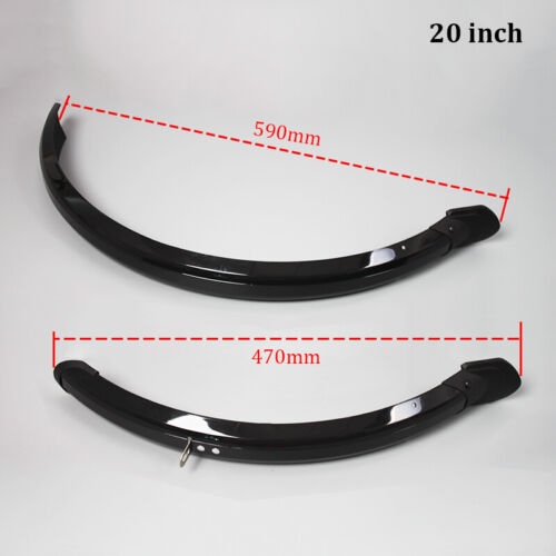 "Fender 20//26//27.5//29/"" Full Length Bicycle Accessories MTB//Folding Bike Mudguard"
