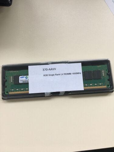 1 von 1 - 370-AAVV 8GB DDR3-1600 (PC3-12800) 1024x72 CL11 1.5v 240 Pin Arbeitsspeiche
